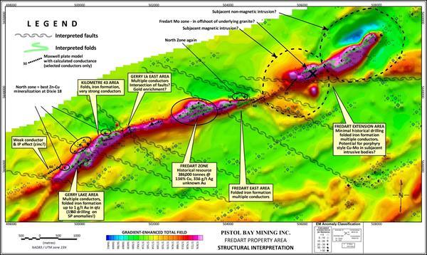 VTEM Plus Survey of Confederation Lake