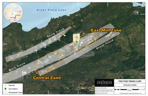 Osisko Metals Summer Exploration Update at Pine Point