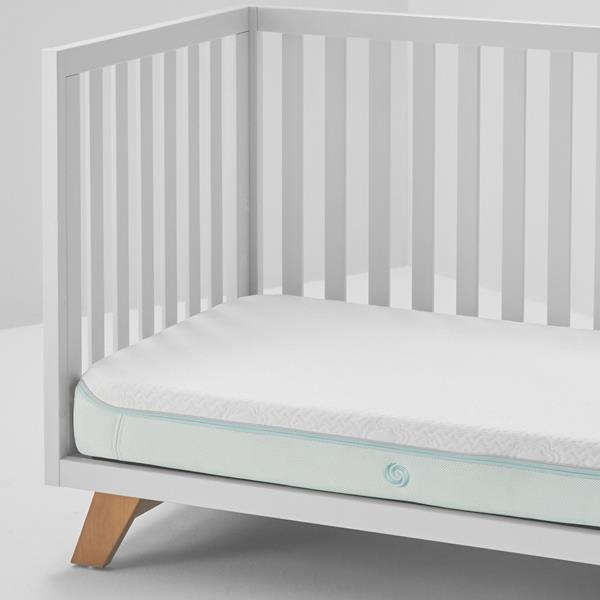 BEDGEAR Dri-Tec 2-Stage Performance Crib Mattress