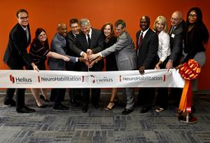 Helius Medical Technologies and Montel Williams Celebrate Grand Opening of New Headquarters