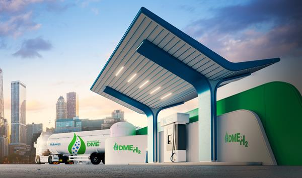 Hydrogen Fueling Station of the Future