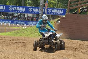 Wienen Wins Sixth ATV MX Racing Title Aboard Yamaha's YFZ450R