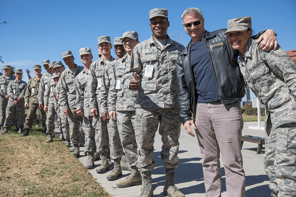 Gary Sinise has been leading the Foundation since its inception 10 years ago, growing the organization exponentially and consistently exceeding its annual goals.