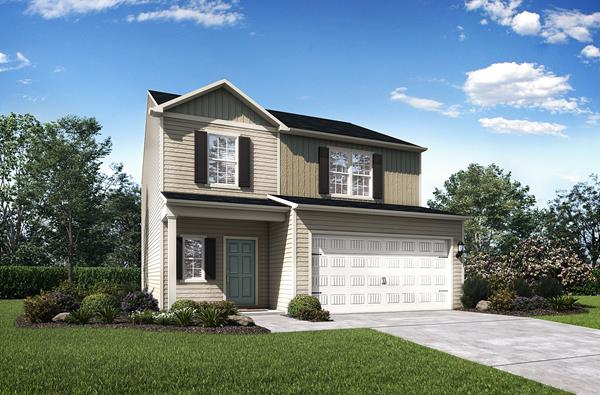 The Avery by LGI Homes will be available at the Glen Meadows Grand Opening on Dec. 7, 2019.