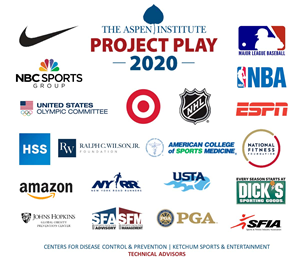 Amazon, ESPN, NHL, USTA Join Project Play 2020, an Aspen