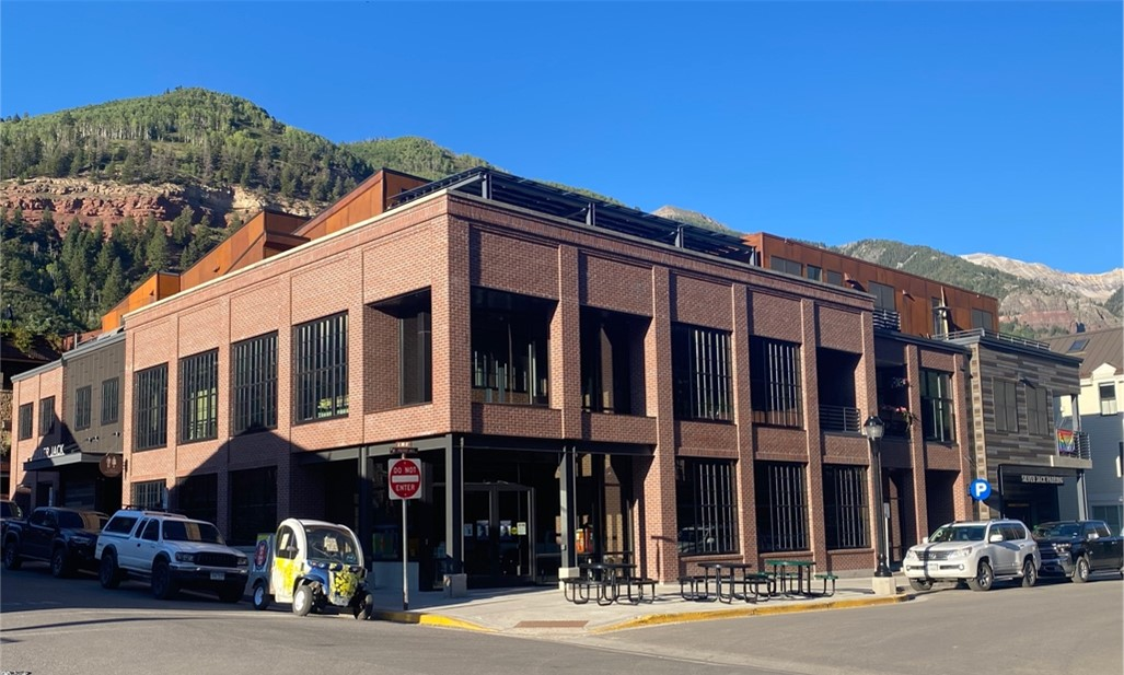 Ah Haa School for the Arts in Telluride, CO