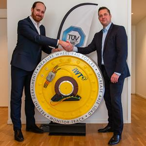 TÜV SÜD acquires IWT4 Instrumented Wheelsets technology