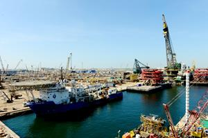 McDermott Reaches 45-million Man-hours Without LTI in Middle East