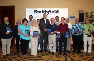 Smithfield Foods – Environmental and Sustainability Awards