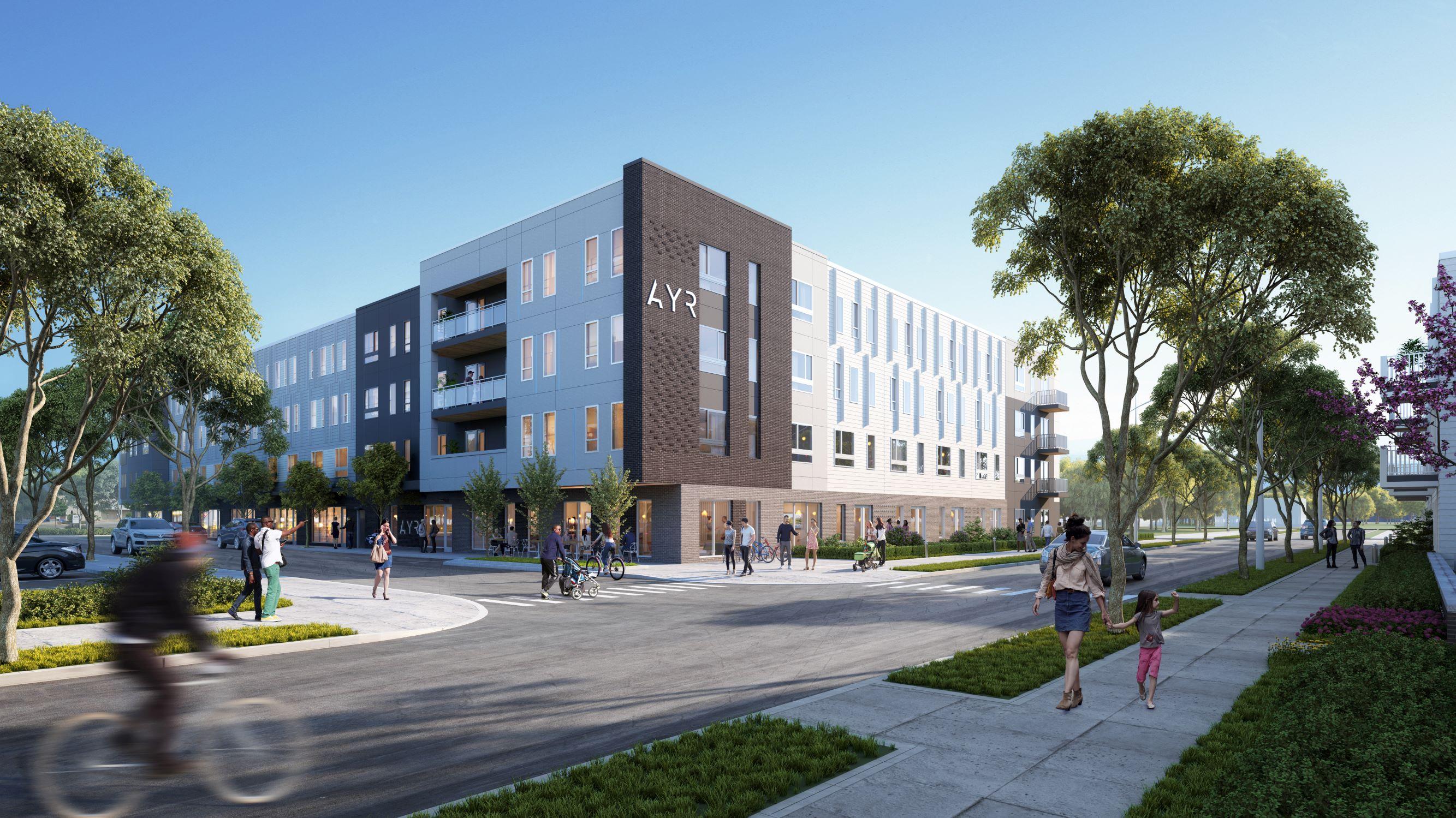 Glendale Town Center - AYR