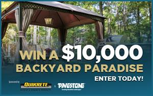 Today S Homeowner Media Launches National Backyard Paradise Contest