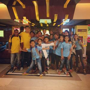 Dolby Cares Day 2018 – Mumbai, India