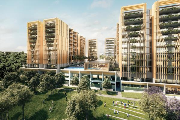 Crown Group's first Brisbane project