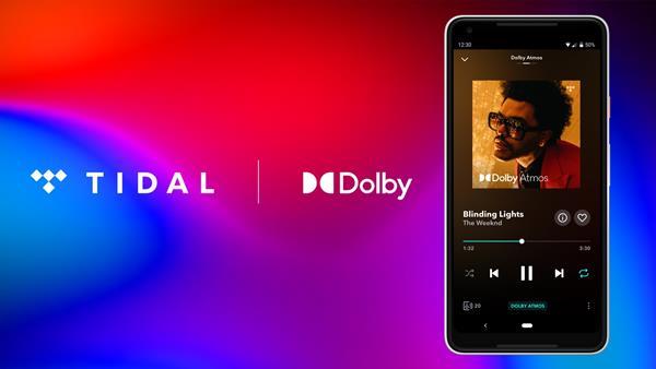 Dolby Atmos x TIDAL