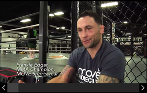 UFC World Champion Frankie Edgar allies with neuroscientists to fight global mental health crisis