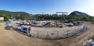 True Leaf Campus Construction Well Underway