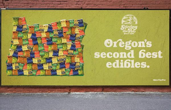 Kettle Brand Edible Wall