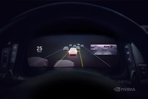 NVIDIA Introduces DRIVE AutoPilot, World's First
