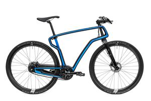 AREVO's 3D Printed Bicycle (AREVO)