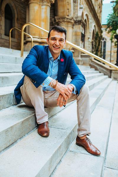 Rory Vaden Entrepreneurship Editor