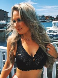 f9c44ee8b The Look Of A Bralette, But The Support Of A Bra: The Gendel Girls™ Bring  Back The Breezies Soft Support Lace Bra, Offering Customers The Best Of  Both ...