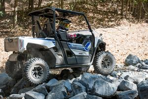 Based on the success of the inaugural XT-R Challenge in 2018, Yamaha upped the ante in 2019 with new obstacles and nearly double the off-road course length at just under 22 miles.