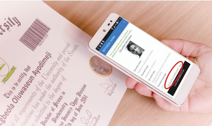 Access digital copies of your paper documents on the go.