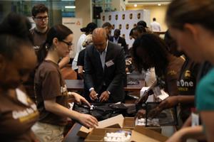 UPS Assembles 500 Hygiene Kits For Atlanta Homeless Teens Heading Back To School In Fulton County