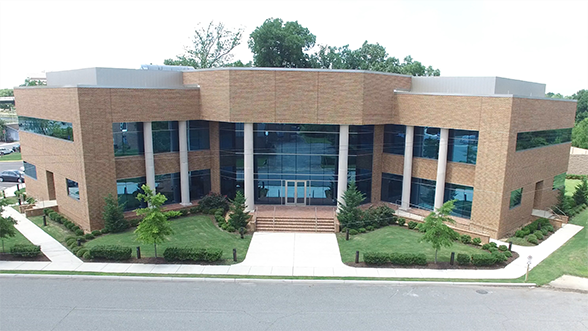 Research II, Home of the Hampton University Center for Caribbean Health Research
