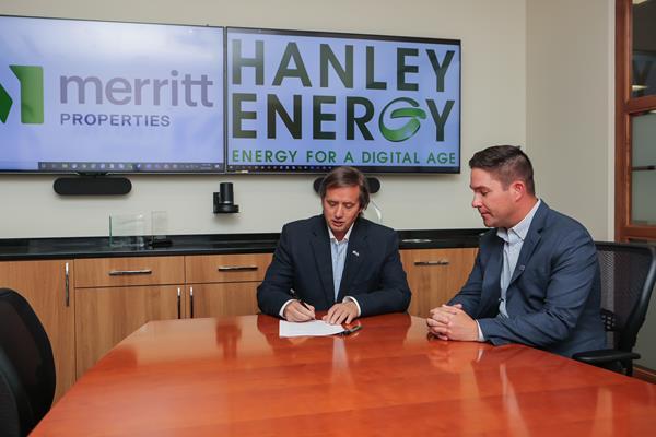 Hanley Energy signs a full-building lease at Merritt Ashbrook Business Park