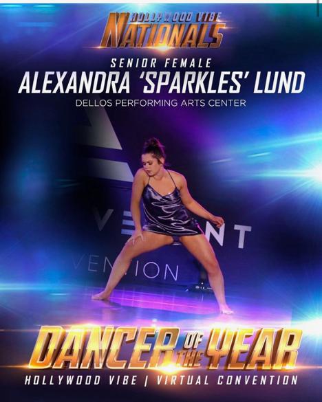 """Alexander """"Sparkles"""" Lund"""