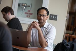 The Jackson Laboratory's Assistant Professor Vivek Kumar