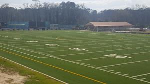 Sports Field Holdings, Inc. Completes New Football/Soccer Field at AC Flora High School