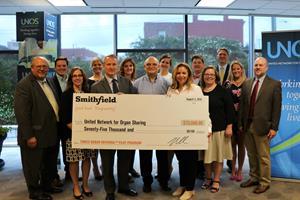 Smithfield Foundation – UNOS