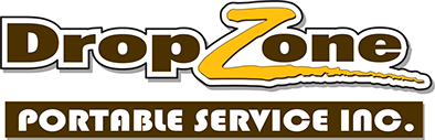 drop zone logo