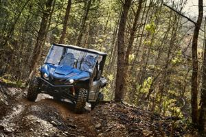 Yamaha Unveils New 2019 Side By Side Lineupall New Wolverine