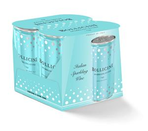 Bollicini Sparkling Cuvee - 4 pack