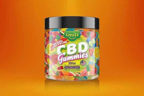 Smilz CBD Gummies Reviews