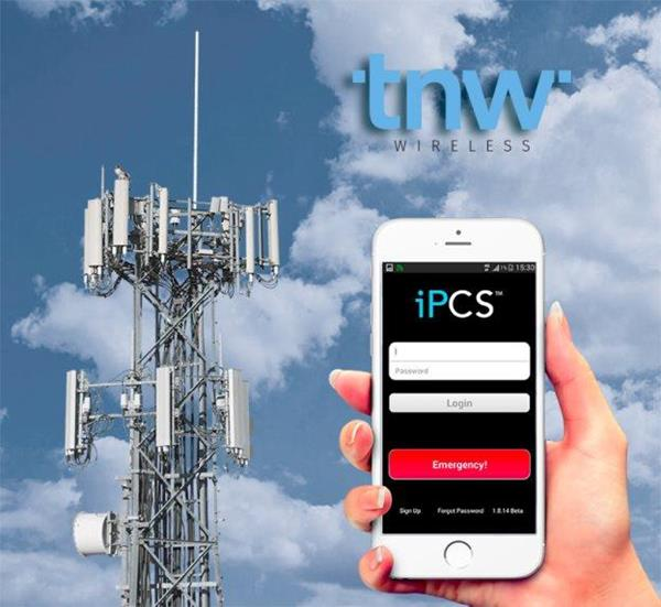 TNW Wireless iPCS Smartphone-over-IP technology