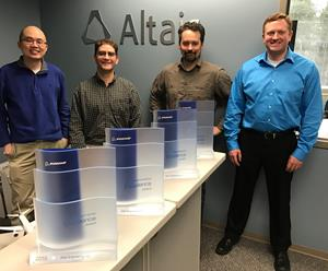 Altair ProductDesign Team members
