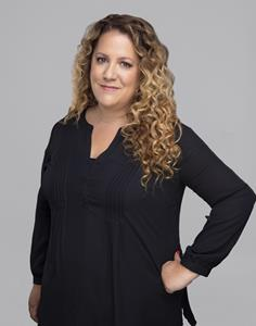 Shari Scorca, VP Unscripted Content, Stage 13