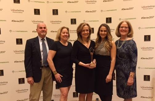 TIP Assessment Stevie Award Finalists
