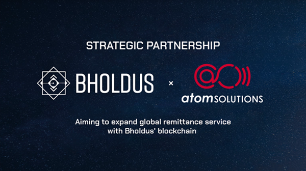 Strategic partnership between Bholdus & ATOM Solutions Co