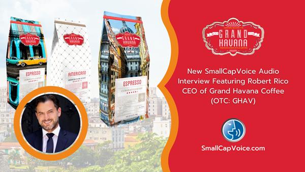 SmallCapVoice GHAV Audio Interview (1)