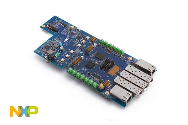 NXP Automotive Ethernet Switch SJA1110 EVB (1)