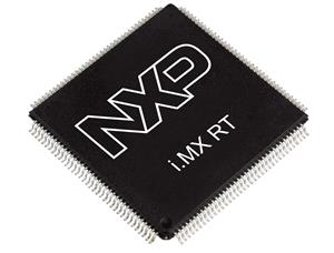 NXP i.MX RT Crossover Processor