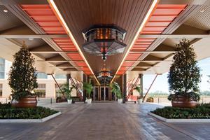 L'Auberge Casino & Hotel Baton Rouge Porte Cochere