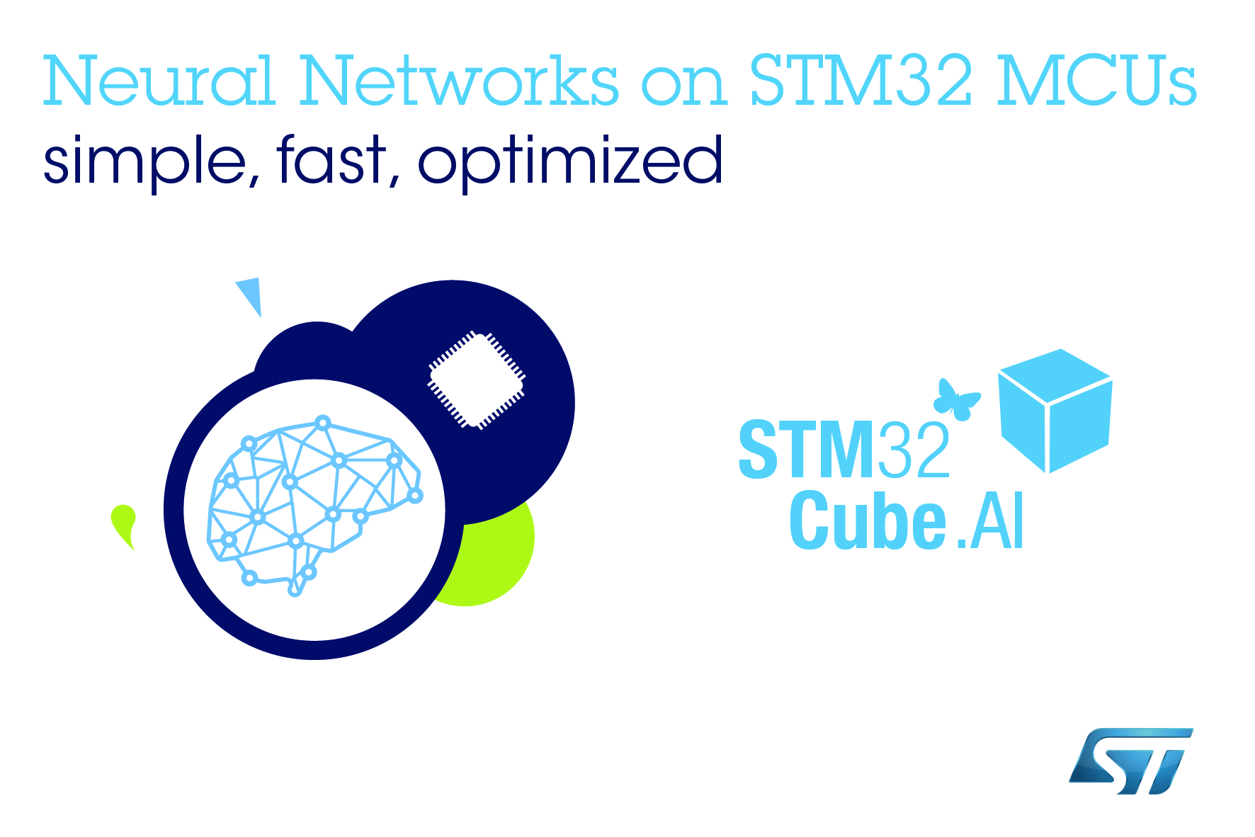 STMicroelectronics Drives AI to Edge and Node Embedded Devices with