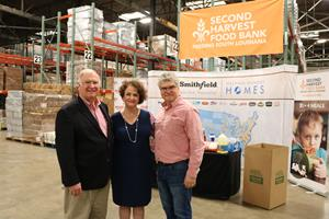 Smithfield Foods Helping Hungry Homes – New Orleans, LA