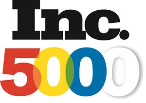 Inc. 5000 List of Fastest-Growing Companies